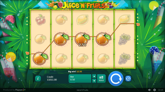 Juice'N'Fruits - скриншот 3