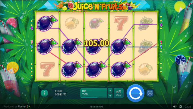 Juice'N'Fruits - скриншот 4