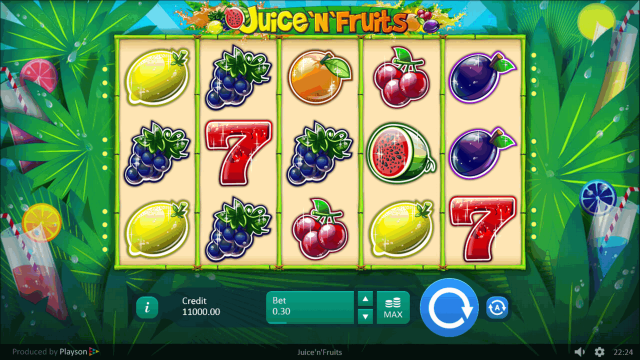 Juice'N'Fruits - скриншот 1