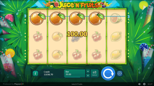 Juice'N'Fruits - скриншот 7